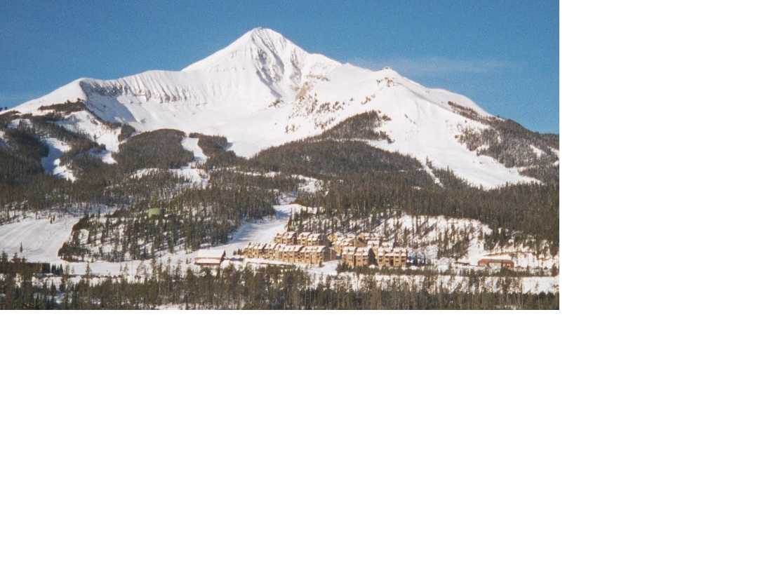 View of Lone Mountain; Actual size=240 pixels wide